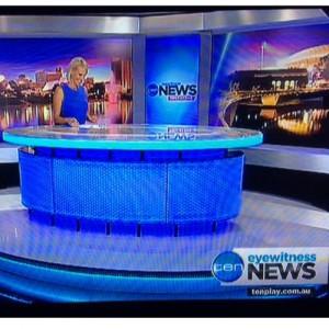 Ten Eye Witness News Desk