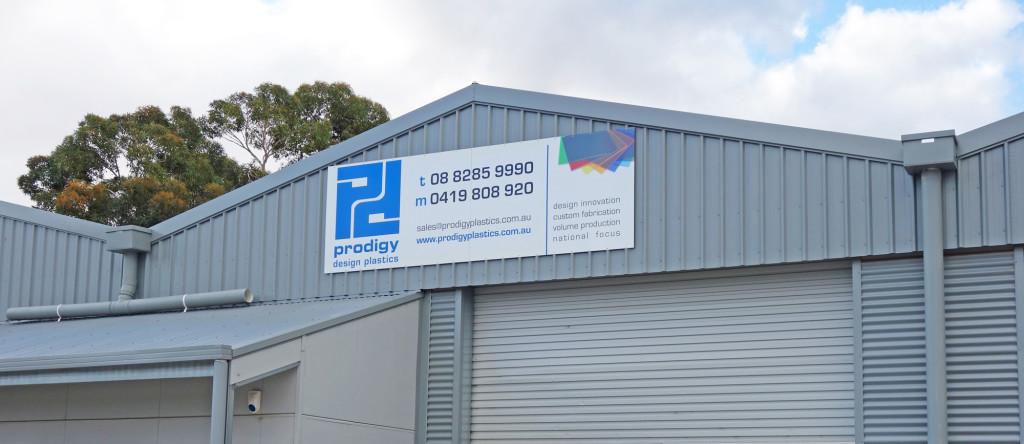 Prodigy Design Plastics Factory